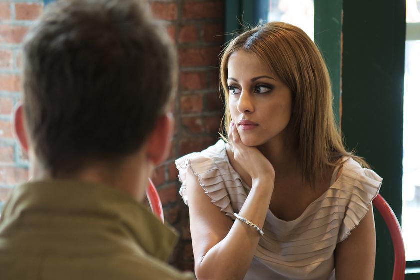 4 jel, hogy nincs meg a kémia két ember között: nem érdemes folytatni, ha ezt veszed észre az első randikon