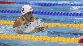 Hosszú sokszor hibázott, de kiküzdötte harmadik olimpiai aranyát