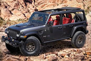 Akkor mégis belemegy a V8-as a Jeep Wranglerbe?