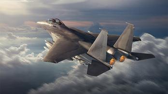 7 billió forintos szerződést kötött a Pentagon a Boeinggel az F-15EX vadászgépekre
