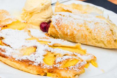 Az omlett édesen is finom – Almával töltve lesz különleges reggeli