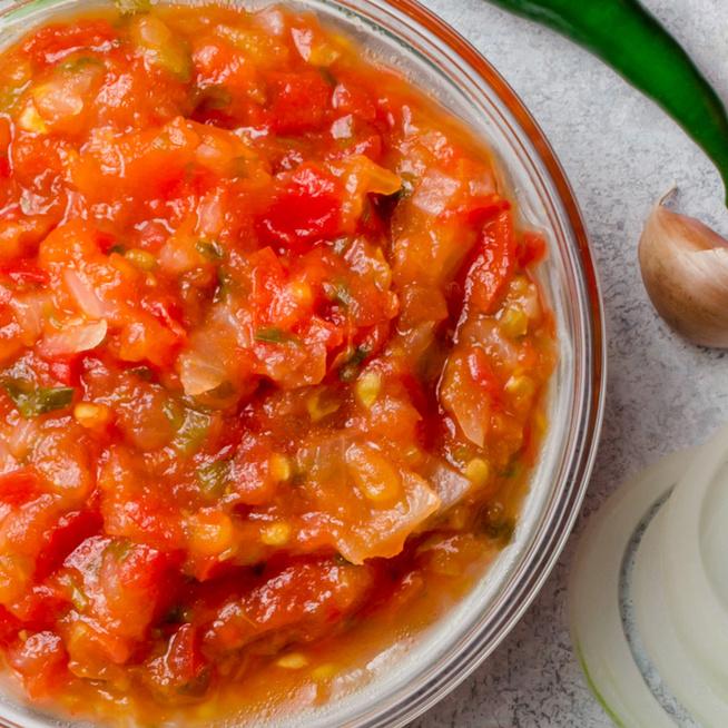 Könnyed nyári salsa grillhúsok mellé – Édes, lédús paradicsomból a legfinomabb
