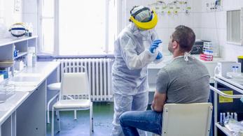 Öt új fertőzött, az aktív esetek száma 541