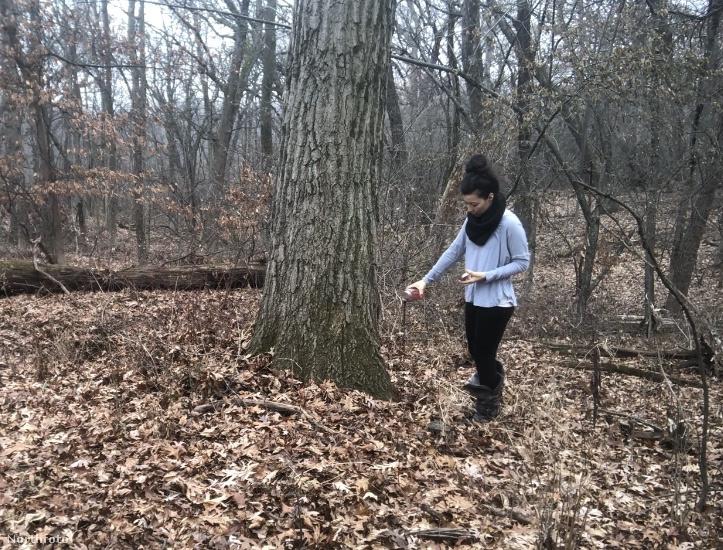 Mary Miranda meggyőződése, hogy a menstruációkor elvesztett vér jót tesz a természetnek, így néha a földnek, illetve a növényeknek ajánlja fel azt