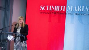 Schmidt Mária: Kelet-Európa elborzad attól, amivé a Nyugat vált