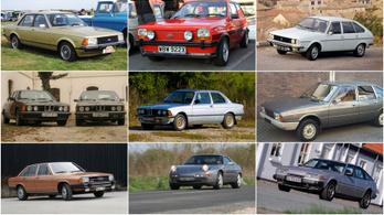 Az Év Autója-díj dobogósai mint használt autók V. – 1976-1978.