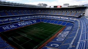 Visszafogottan ünnepli majd 34. bajnoki címét a Real Madrid