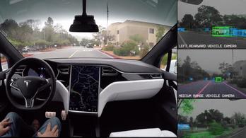 Németországban betiltották a Tesla Autopilot név használatát