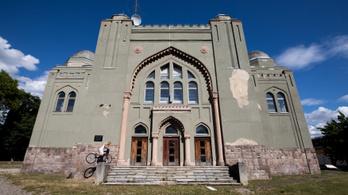 Az ország második legnagyobb vidéki zsinagógája egy bezárt bútorbolt