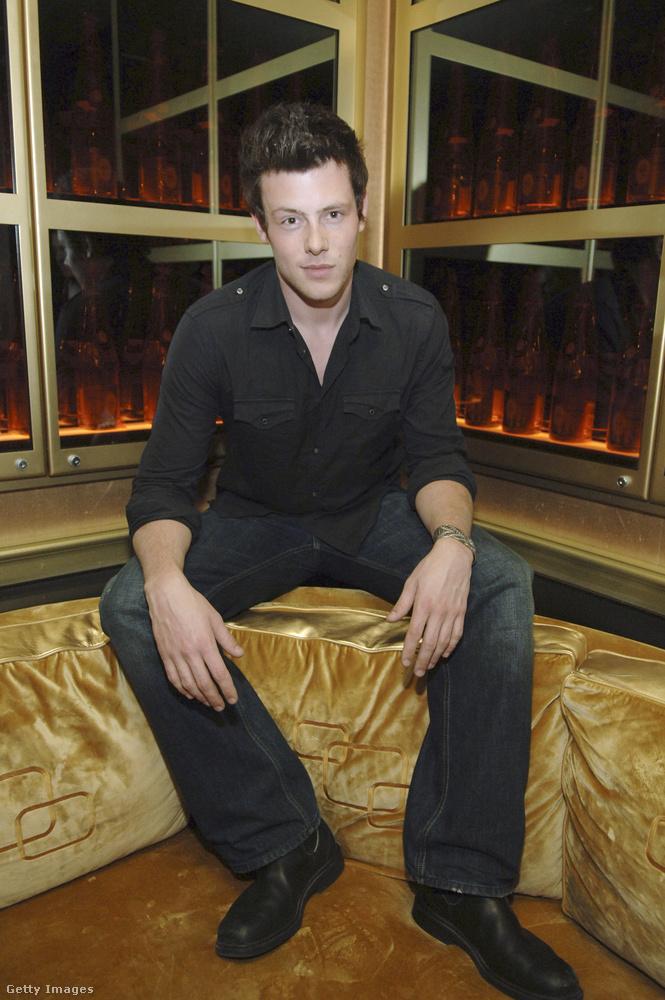 Ez a kép 2008-ban készült Corey Monteithről, egy kanadai fiatalemberről, aki addig már több kisebb szerepet is kapott tévés produkciókban