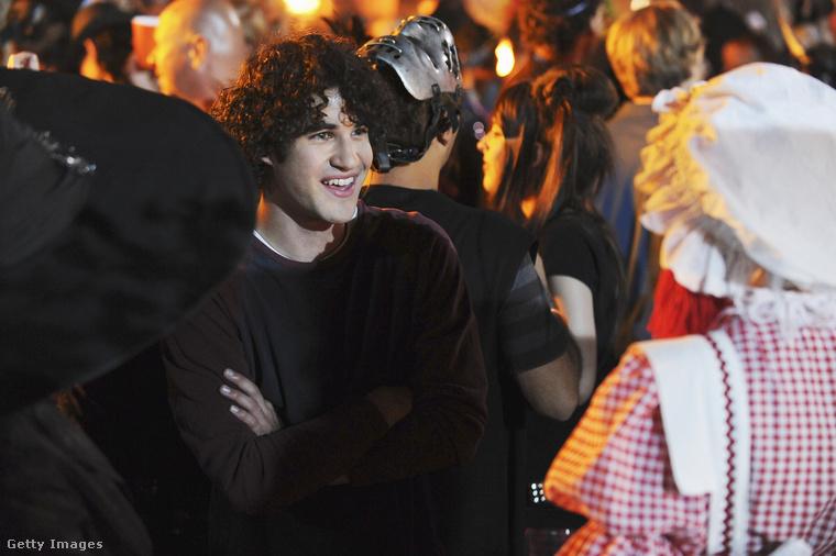 Darren Criss azért nem illik a fenti csoportba, mert csak a második évadtól játszott a Glee-ben