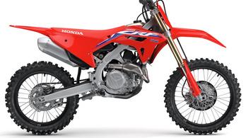 Új vázat kapott a Honda krosszmotorja