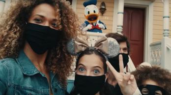 Újranyitott a párizsi Disneyland