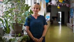 Niedermüller Anna: Az állam nem tudja csinálni az iskolát