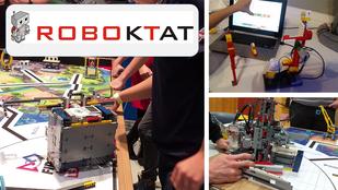 ROBOKTAT - Tehetséggondozó robotika szakkör