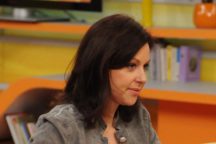 Erdélyi Mónika smink nélkül: így néz ki az 52 éves tévés festetlenül