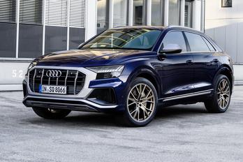 Új, benzines sportváltozatok érkeznek az Audi luxusterepjáróiból