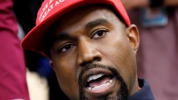 Gyorsan véget is ért Kanye elnöki nekifutása