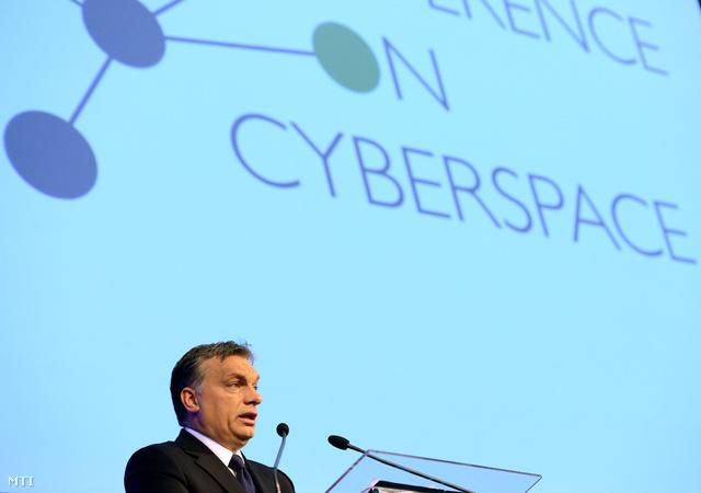 Orbán Viktor is részt vett a konferencián