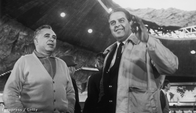Harry Saltzman és Albert Broccoli