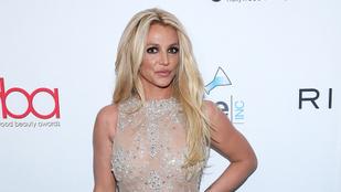 Britney Spears érti, ha páran kiakadnak az Instáján, de ez van, ő így viselkedik, amikor boldog