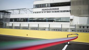 Milliárdokat kapott a Hungaroring a fejlesztés tervezésére