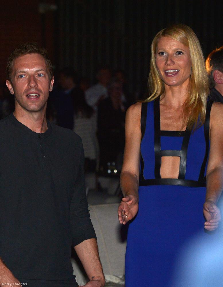 Gwyneth Paltrow és Chris Martin az előző párnál jóval hosszabb ideig viselték el egymás társaságát: 2003 és 2014 között voltak házasok