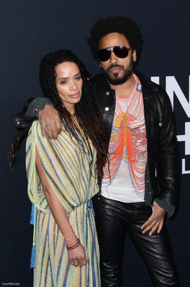 Lenny Kravitz és Lisa Bonet 1987-ben házasodtak össze és 1993-ban váltak el, méghozzá annyira békésen, hogy Kravitz volt felesége jelenlegi párjával, Jason Momoával is jóban van: utóbbi még egy egymáshoz illő gyűrűpárral is meglepte magát és Kravitzot
