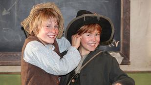 Tom Sawyer és Huckleberry Finn: Hősök voltak, ma talán szégyellnénk őket