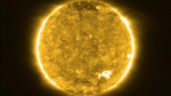 Soha nem készültek még ilyen közeli képek a Napról