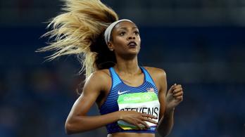 Lemarad az olimpiáról az eltiltott amerikai sprinter