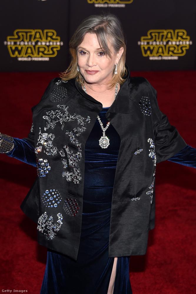 """""""Lassanként feltűnt, hogy egy kicsit több kábítószert toltam, mint mások, és hogy már nem tudtam szabadon dönteni a kérdésben"""" – idézi a News.com Carrie Fishert arról, milyen volt celebgyereknek és a Star Wars főszereplőjének lenni a '70-es és '80-as évek fordulóján"""