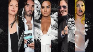 10 súlyos idézet drogokról, hírességektől
