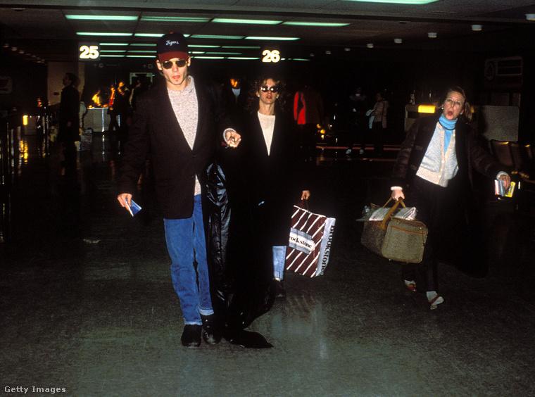 1987-ben lett szupersztár Jennifer Grey a Dirty Dancing főszereplőjeként, és a következő évben, 1988-ban egy időre Johnny Deppel került kapcsolatba