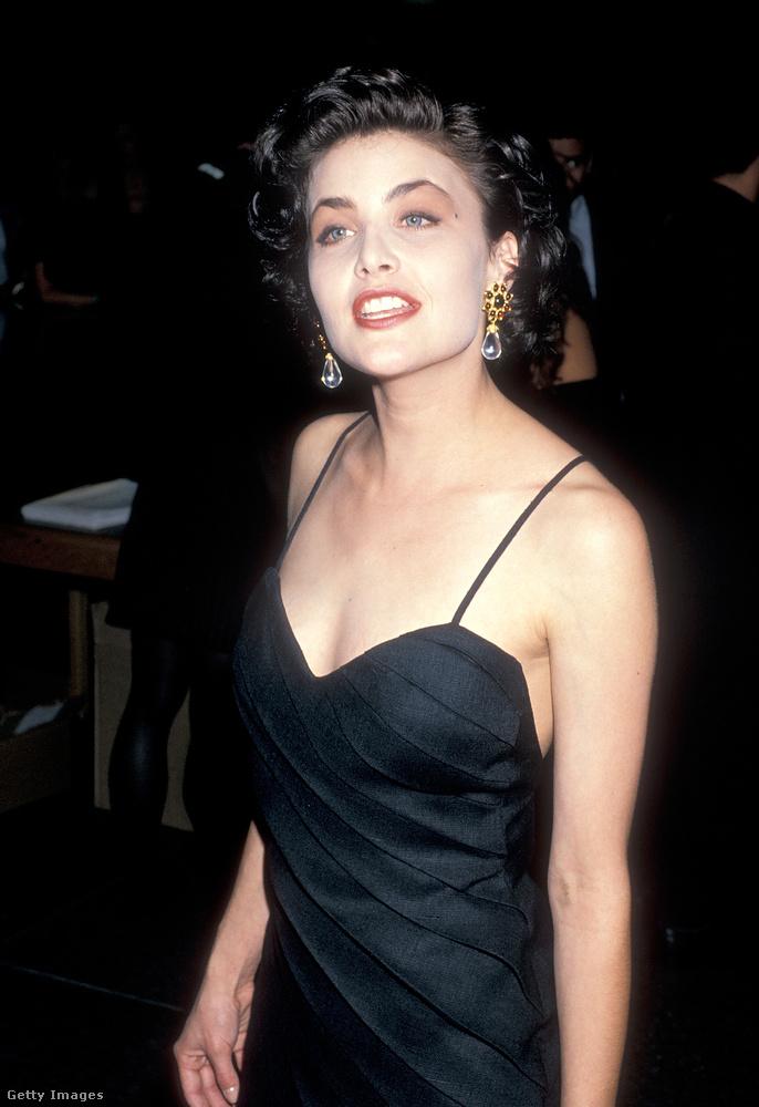 Sherily Fenn színésznővel Depp az első válásától, azaz 1985-től 1988-ig volt együtt