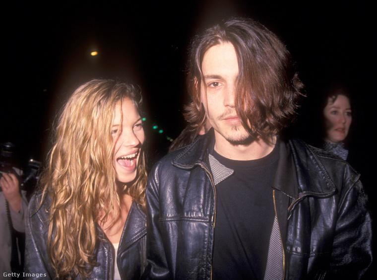 A szupermodell és a filmsztár kapcsolata négy évig tartott, 1998-ban szakítottak.