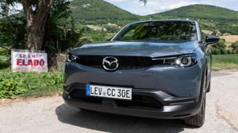 Hazai bemutató: Mazda MX-30 – 2020.