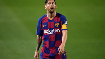 Lionel Messi: Gyengék vagyunk, ezzel a játékkal a Napoli ellen is kiesünk