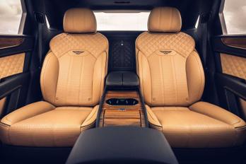 Ez a legkényelmesebb Bentley terepjáró