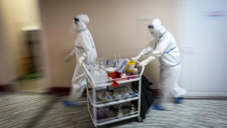 22-vel nőtt a koronavírussal fertőzöttek száma