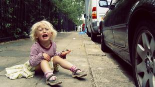 Miért hisztizik a gyerek, és mit kezdjünk vele?