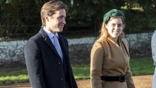 Bréking: Beatrix hercegnő titokban férjhez ment