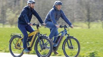 Támogatás elektromos bringákra? Így megy külföldön