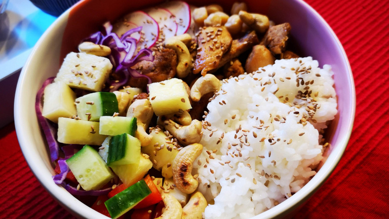 Hawaiiról érkezik az egyik legtökéletesebb nyári étel