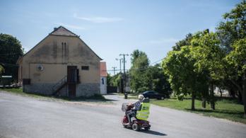 Városok nem kapnak annyi pénzt, amennyi ebben a faluban eltűnt az utóbbi években