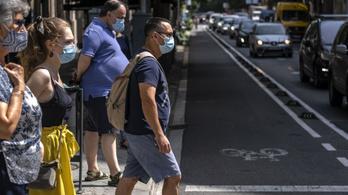 Barcelonában kemény korlátozások jönnek a koronavírus miatt, a szomszéd országokban nem javul a helyzet
