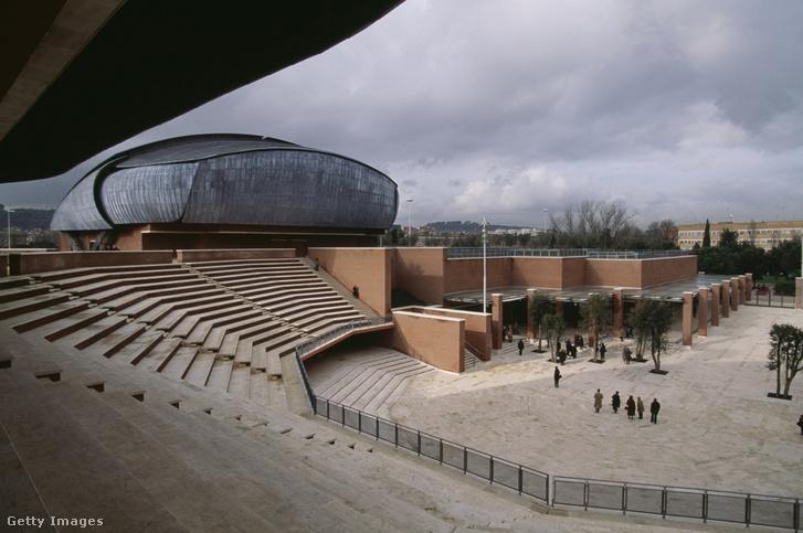 Az Auditorio Parco della Musica