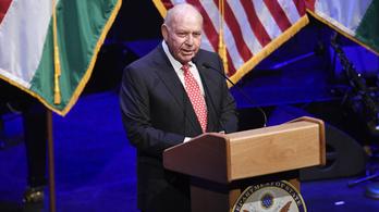Az amerikai nagykövet is aggódott a koronavírus-törvény miatt