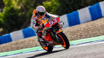 Jerezben kezdődik a MotoGP-világbajnokság