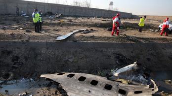 Irán Franciaországba küldte elemzésre a tévedésből lelőtt ukrán utasszállító feketedobozait